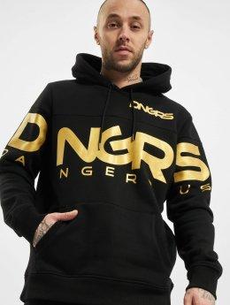 Dangerous DNGRS Hoodie Gino  svart