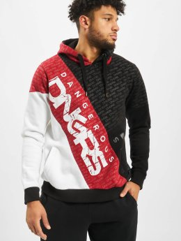 Dangerous DNGRS Hoody Black/Red