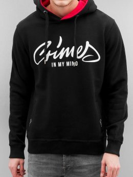 Dangerous DNGRS Hoody Crimes schwarz