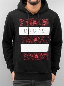 Dangerous DNGRS Hupparit Logo musta