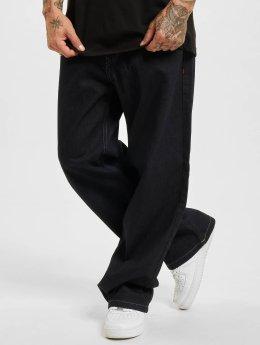 Dangerous DNGRS Jeans baggy Homie  indaco