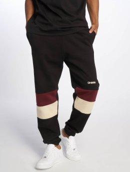 Dangerous DNGRS Jogging kalhoty Harmony  čern