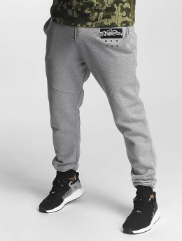 Dangerous DNGRS joggingbroek Topping Sweatpants grijs