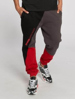 Dangerous DNGRS joggingbroek Tribble rood