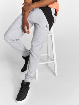 Dangerous DNGRS Skew Sweatpants Grey Melange