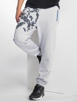 Dangerous DNGRS InDaBox Sweatpants Grey Melange