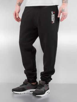Dangerous DNGRS Jogginghose Absolut schwarz