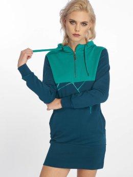 Dangerous DNGRS jurk Comb  blauw