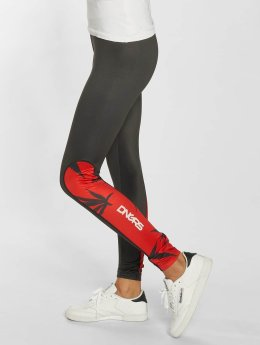 Dangerous DNGRS Legging Woodpeace rouge