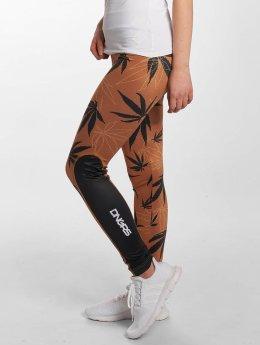 Dangerous DNGRS Leggings/Treggings Weedo brun