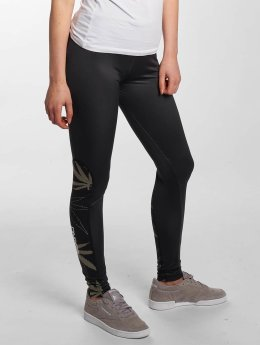 Dangerous DNGRS Leggings/Treggings Woodpeace svart