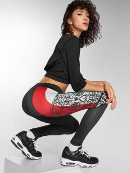 Dangerous DNGRS Leggings/Treggings Muerte svart