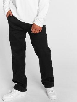 Dangerous DNGRS Loose Fit Jeans Brother  čern