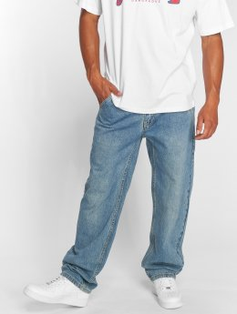 Dangerous DNGRS Loose Fit Jeans Brother  blau