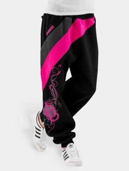 Dangerous DNGRS Pantalón deportivo Skull negro