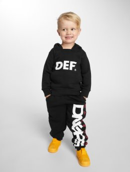 Dangerous DNGRS Pantalón deportivo Classic Junior negro