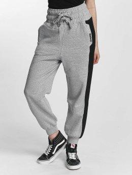 Dangerous DNGRS Pantalone ginnico Freakout grigio