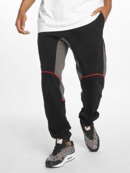Dangerous DNGRS Pantalone ginnico Romain nero