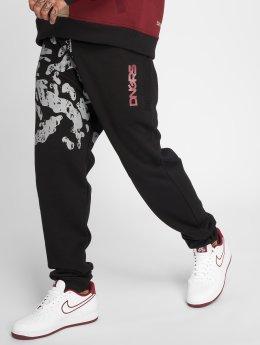 Dangerous DNGRS Pantalone ginnico InDaBox nero