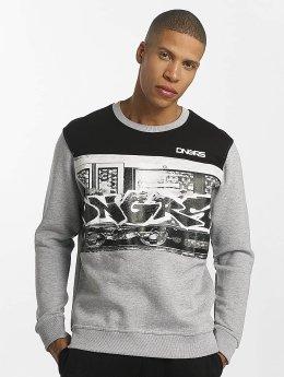 Dangerous DNGRS Pullover Subwayfame gray