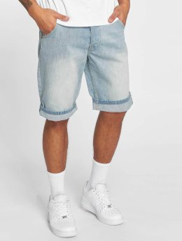 Dangerous DNGRS Crush Shorts Lighter Wash