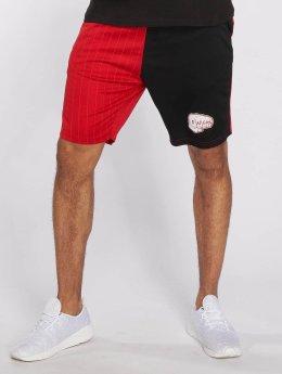 Dangerous DNGRS shorts LosMuertos rood
