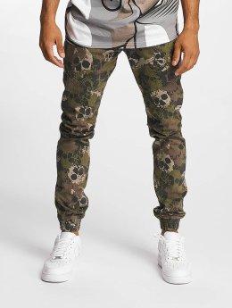 Dangerous DNGRS Slim Fit Jeans Skullcamo camouflage