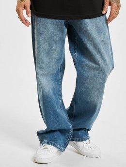 Dangerous DNGRS Spodnie Baggy Homie  niebieski