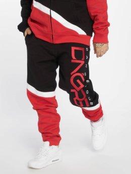 Dangerous DNGRS Spodnie do joggingu Woody czarny