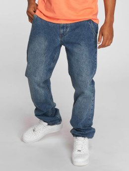 Dangerous DNGRS Straight fit jeans Buddy blauw