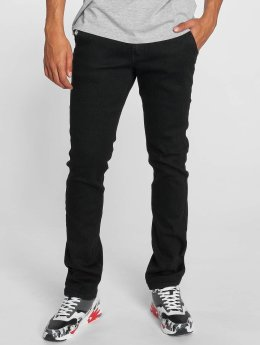 Dangerous DNGRS Straight fit jeans Buddy zwart