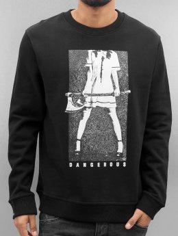 Dangerous DNGRS Sweat & Pull Headless noir