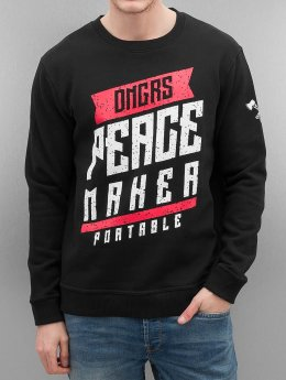 Dangerous DNGRS Sweat & Pull Peacemaker noir