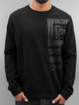 Dangerous DNGRS Sweat & Pull Ironneck noir