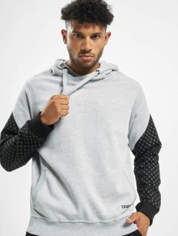 Dangerous DNGRS Sweat capuche Small DD gris