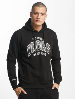 Dangerous DNGRS Sweat capuche Original ID noir