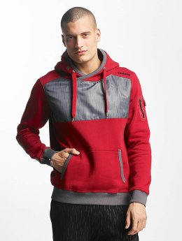 Dangerous DNGRS Sweat capuche DD rouge