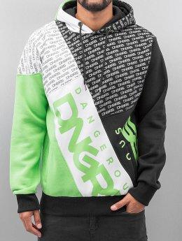 Dangerous DNGRS Sweat capuche Logo vert