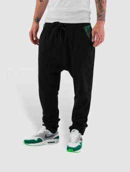 Dangerous DNGRS Sweat Pant Weed black