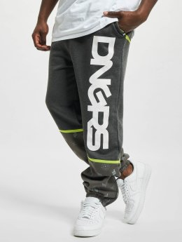 Dangerous DNGRS Sweat Pant Crosshair gray