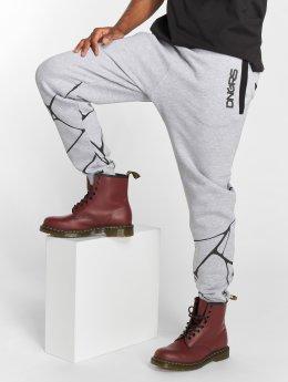 Dangerous DNGRS Comb Sweatpants Grey Melange