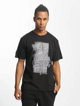 Dangerous DNGRS Moik Style T-Shirt Black/White