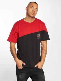 Dangerous DNGRS Dangerscript T-Shirt Black  Red
