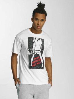 Dangerous DNGRS T-paidat Headless valkoinen