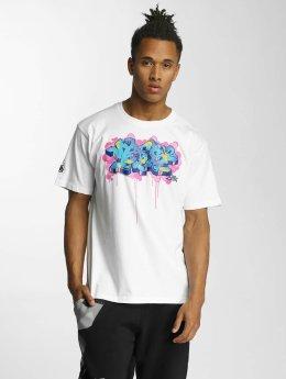 Dangerous DNGRS T-paidat Bas2 Style valkoinen