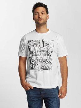 Dangerous DNGRS T-Shirt Original Street Attiude blanc