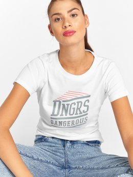 Dangerous DNGRS T-Shirt Tackle blanc