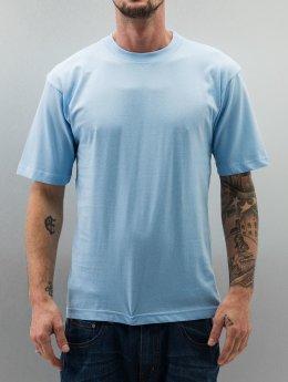 Dangerous DNGRS T-Shirt New York Style Long Tee Sky bleu