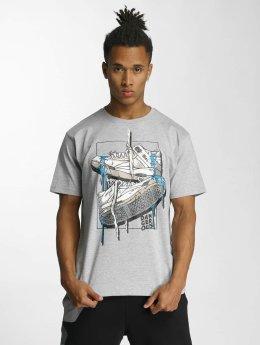 Dangerous DNGRS T-Shirt Sneaker grau