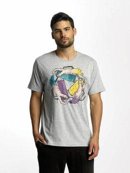 Dangerous DNGRS T-Shirt Saintthree grau